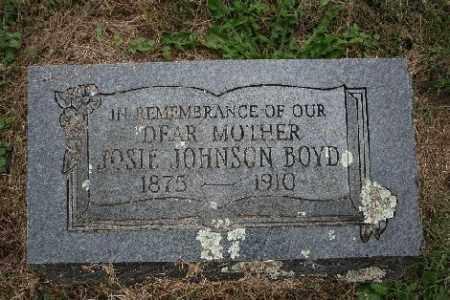 BOYD, JOSIE - Madison County, Arkansas   JOSIE BOYD - Arkansas Gravestone Photos