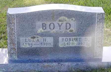 BOYD, LULA H - Madison County, Arkansas   LULA H BOYD - Arkansas Gravestone Photos