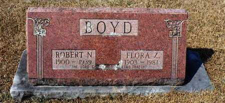 BOYD, ROBERT N. - Madison County, Arkansas   ROBERT N. BOYD - Arkansas Gravestone Photos