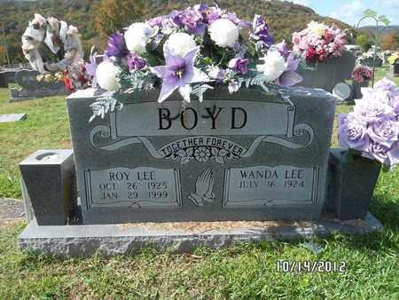 BOYD, ROY LEE - Madison County, Arkansas | ROY LEE BOYD - Arkansas Gravestone Photos