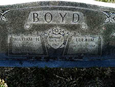 BOYD, LULA M. - Madison County, Arkansas   LULA M. BOYD - Arkansas Gravestone Photos