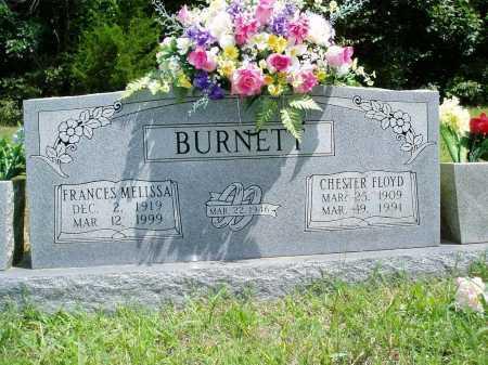 BURNETT, CHESTER FLOYD - Madison County, Arkansas | CHESTER FLOYD BURNETT - Arkansas Gravestone Photos