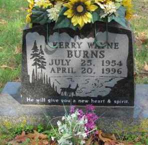 BURNS, KERRY WAYNE - Madison County, Arkansas | KERRY WAYNE BURNS - Arkansas Gravestone Photos