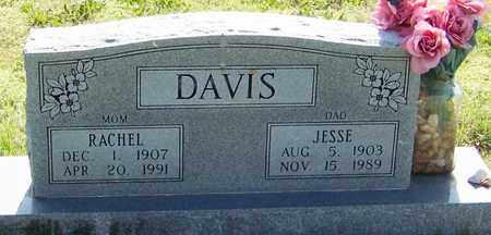 DAVIS, JESSE ALVIN - Madison County, Arkansas | JESSE ALVIN DAVIS - Arkansas Gravestone Photos