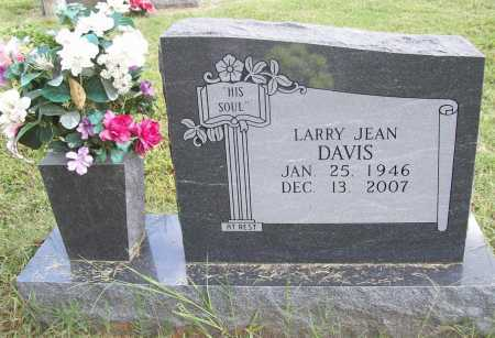 DAVIS, LARRY JEAN - Madison County, Arkansas | LARRY JEAN DAVIS - Arkansas Gravestone Photos