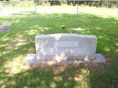 DAVIS, RALPH ELBERT - Madison County, Arkansas | RALPH ELBERT DAVIS - Arkansas Gravestone Photos