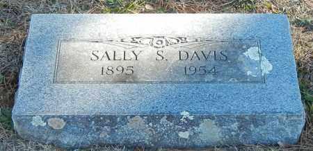 DAVIS, SALLY S - Madison County, Arkansas | SALLY S DAVIS - Arkansas Gravestone Photos