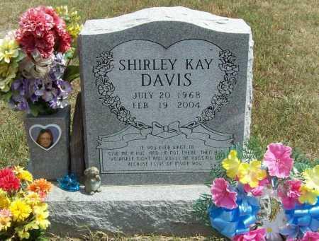 DAVIS, SHIRLEY KAY - Madison County, Arkansas | SHIRLEY KAY DAVIS - Arkansas Gravestone Photos
