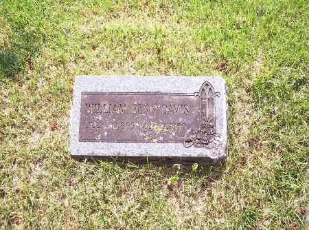 DAVIS, WILLIAM PENN - Madison County, Arkansas | WILLIAM PENN DAVIS - Arkansas Gravestone Photos