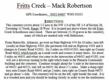 *DIRECTIONS,  - Madison County, Arkansas |  *DIRECTIONS - Arkansas Gravestone Photos
