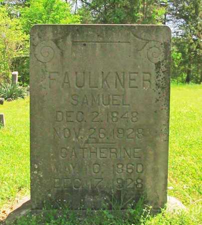 BAILEY FAULKNER, CATHERINE - Madison County, Arkansas   CATHERINE BAILEY FAULKNER - Arkansas Gravestone Photos