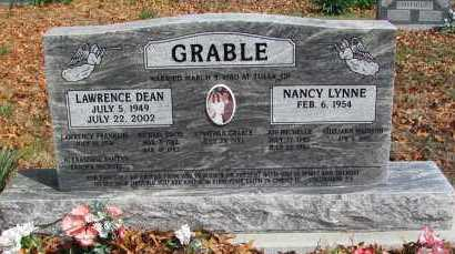 GRABLE, LAWRENCE DEAN - Madison County, Arkansas | LAWRENCE DEAN GRABLE - Arkansas Gravestone Photos