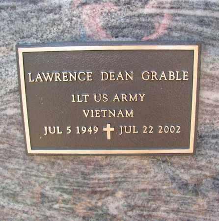 GRABLE (VETERAN VIET), LAWRENCE DEAN - Madison County, Arkansas | LAWRENCE DEAN GRABLE (VETERAN VIET) - Arkansas Gravestone Photos