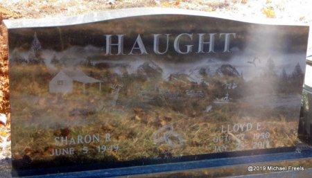 HAUGHT, LLOYD E. - Madison County, Arkansas | LLOYD E. HAUGHT - Arkansas Gravestone Photos
