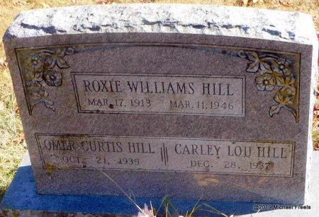 HILL, ROXIE - Madison County, Arkansas | ROXIE HILL - Arkansas Gravestone Photos