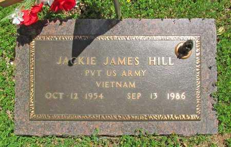 HILL (VETERAN VIET), JACKIE JAMES - Madison County, Arkansas   JACKIE JAMES HILL (VETERAN VIET) - Arkansas Gravestone Photos