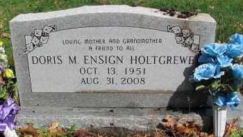 HOLTGREWE, DORIS M. - Madison County, Arkansas | DORIS M. HOLTGREWE - Arkansas Gravestone Photos