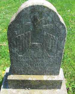 HORN, THOMAS WALTER - Madison County, Arkansas   THOMAS WALTER HORN - Arkansas Gravestone Photos