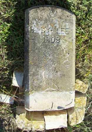 LEE, BABY - Madison County, Arkansas | BABY LEE - Arkansas Gravestone Photos