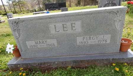 LEE, PERCY J - Madison County, Arkansas   PERCY J LEE - Arkansas Gravestone Photos