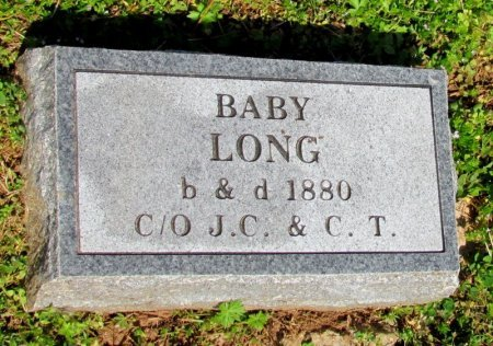 LONG, INFANT - Madison County, Arkansas | INFANT LONG - Arkansas Gravestone Photos