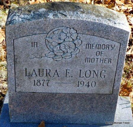 LONG, LAURA E. - Madison County, Arkansas | LAURA E. LONG - Arkansas Gravestone Photos