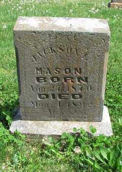 MASON, JACKSON L. - Madison County, Arkansas | JACKSON L. MASON - Arkansas Gravestone Photos