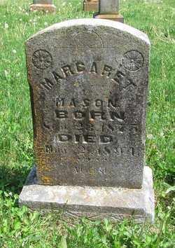 MASON, MARGARET - Madison County, Arkansas   MARGARET MASON - Arkansas Gravestone Photos