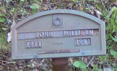 MILLIGAN, JOHN - Madison County, Arkansas | JOHN MILLIGAN - Arkansas Gravestone Photos