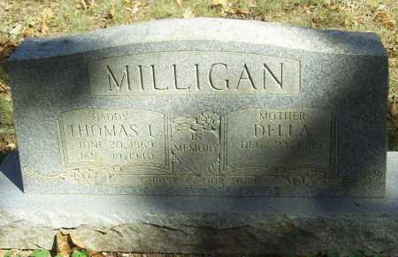 MILLIGAN, THOMAS L. - Madison County, Arkansas | THOMAS L. MILLIGAN - Arkansas Gravestone Photos