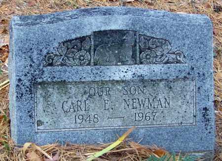 NEWMAN, CARL E - Madison County, Arkansas | CARL E NEWMAN - Arkansas Gravestone Photos