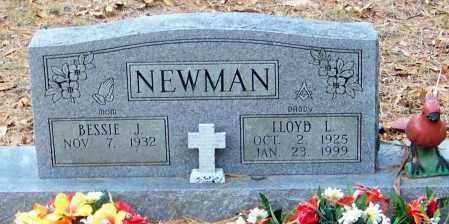 NEWMAN, LLOYD L - Madison County, Arkansas   LLOYD L NEWMAN - Arkansas Gravestone Photos