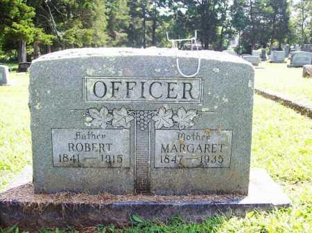OFFICER, MARGARET - Madison County, Arkansas | MARGARET OFFICER - Arkansas Gravestone Photos