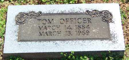 "OFFICER, THOMAS HENRY ""TOM"" - Madison County, Arkansas 