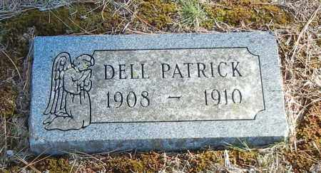 PATRICK, DELL - Madison County, Arkansas | DELL PATRICK - Arkansas Gravestone Photos