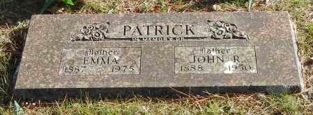 PATRICK, JOHN ROBERT - Madison County, Arkansas | JOHN ROBERT PATRICK - Arkansas Gravestone Photos
