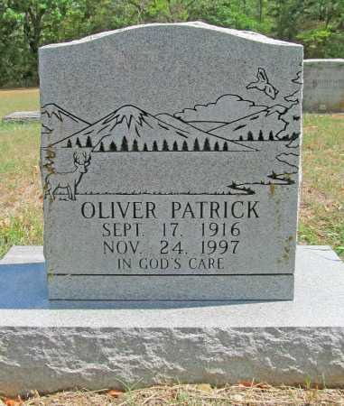 PATRICK, OLIVER - Madison County, Arkansas | OLIVER PATRICK - Arkansas Gravestone Photos