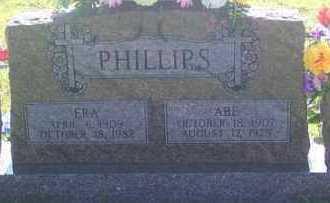 PHILLIPS, ABE - Madison County, Arkansas   ABE PHILLIPS - Arkansas Gravestone Photos