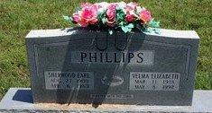 PHILLIPS, VELMA ELIZABETH - Madison County, Arkansas | VELMA ELIZABETH PHILLIPS - Arkansas Gravestone Photos