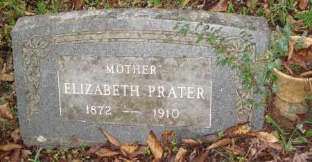 PRATER, NANCY ELIZABETH - Madison County, Arkansas | NANCY ELIZABETH PRATER - Arkansas Gravestone Photos