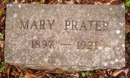 PRATER, MARY - Madison County, Arkansas | MARY PRATER - Arkansas Gravestone Photos