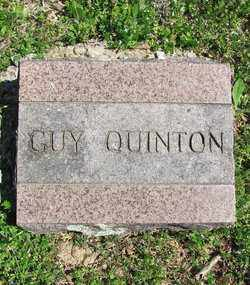QUINTON, GUY - Madison County, Arkansas | GUY QUINTON - Arkansas Gravestone Photos
