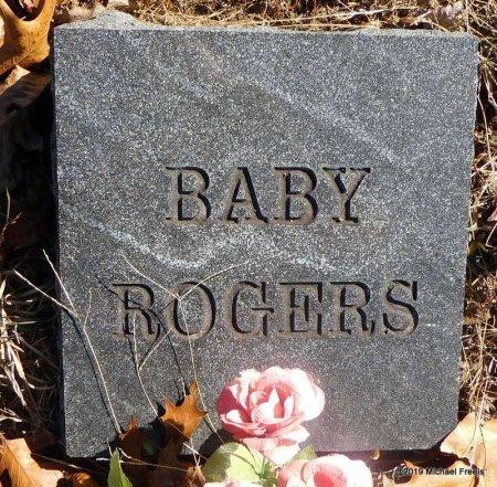 ROGERS, BABY - Madison County, Arkansas | BABY ROGERS - Arkansas Gravestone Photos