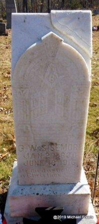 SISEMORE, G.W. - Madison County, Arkansas | G.W. SISEMORE - Arkansas Gravestone Photos