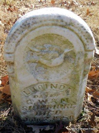 SISEMORE, LUCINDA - Madison County, Arkansas | LUCINDA SISEMORE - Arkansas Gravestone Photos
