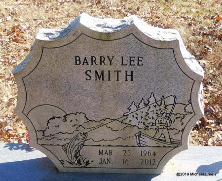 SMITH, BARRY LEE - Madison County, Arkansas | BARRY LEE SMITH - Arkansas Gravestone Photos