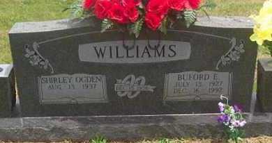 WILLIAMS, BUFORD E - Madison County, Arkansas | BUFORD E WILLIAMS - Arkansas Gravestone Photos