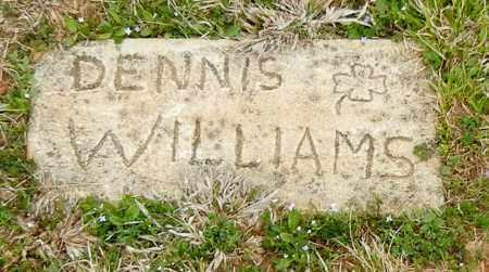 WILLIAMS, DENNIS - Madison County, Arkansas   DENNIS WILLIAMS - Arkansas Gravestone Photos