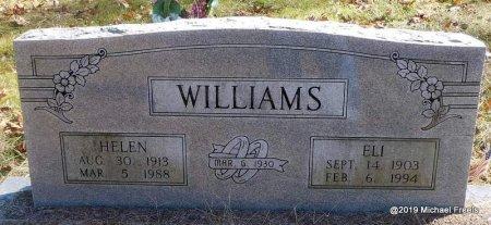 WILLIAMS, ELI - Madison County, Arkansas | ELI WILLIAMS - Arkansas Gravestone Photos