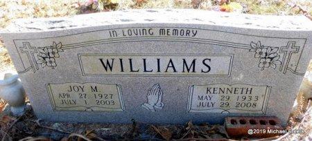 WILLIAMS, JOY M. - Madison County, Arkansas | JOY M. WILLIAMS - Arkansas Gravestone Photos